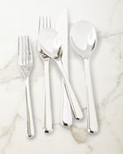 Aura 45-Piece Flatware Set