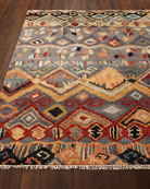 Noam Earth Hand-Knotted Rug, 4' x 6'