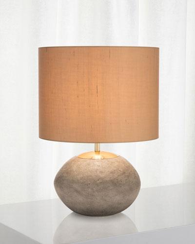 Concrete Accent Lamp
