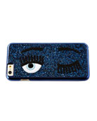 Winking Eye Glitter iPhone® 7 Case