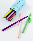 16-Piece Ultra Washable Felt Pen Set