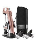 Model 2 Elite Pro Wine System, Rose Golden