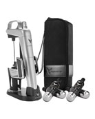 Coravin Model 2 Elite Pro Wine System, Silvertone