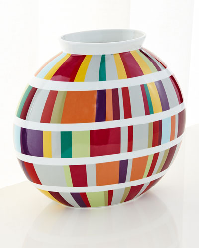 Large Bolla Kaleidoscope Vase