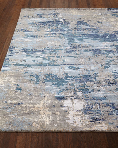 Tala Hand Knotted Rug, 8' x 10'