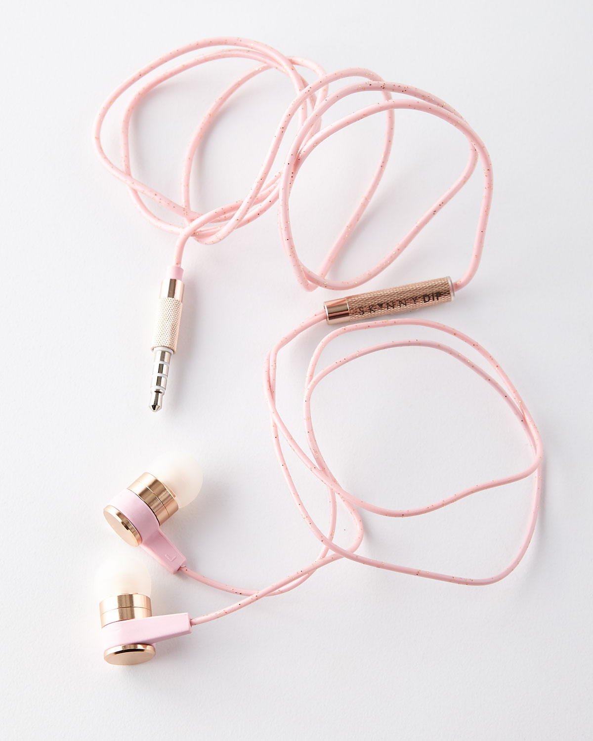 Earbuds, Rose Gold