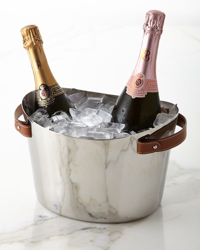 Wyatt Double Champagne Cooler