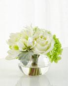 Natures Green Floral Arrangement