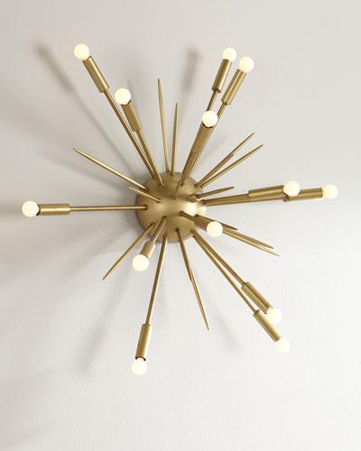 Globe Type Bulbs, Set of 18