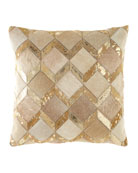 Diamond Chevron Pillow