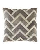 Arrowhead Chevron Pillow