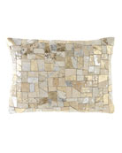 Mosaic Cut PIllow