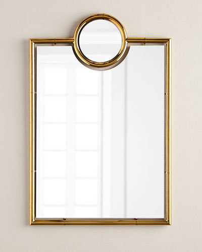 Minos Rectangular Wall Mirror