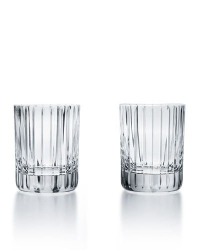Harmonie Single Old Fashion Tumblers, Set of 2