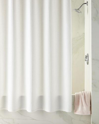 Quick Look Kassatex Adana Shower Curtain