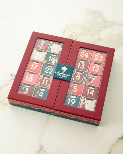 Theatre Chocolate Advent Calendar