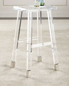 Darnell Acrylic Bar Stool