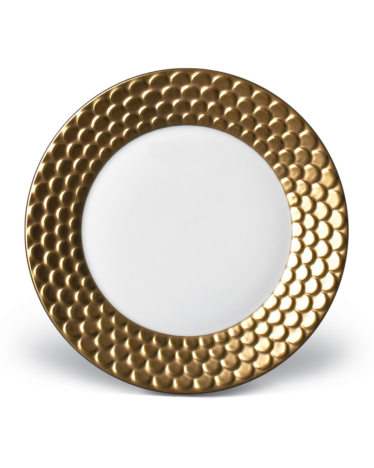 L'objet AEGEAN GOLD BREAD AND BUTTER PLATE