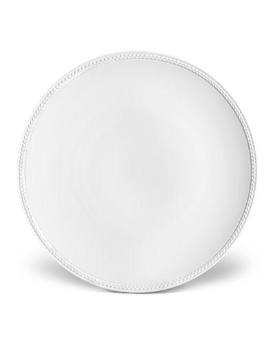 Soie Tressee Dinner Plate