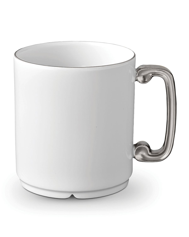 L'objet Drinkwares HAN PLATINUM MUG