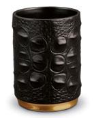 Crocodile Pen Cup
