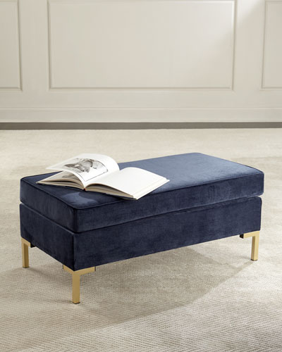 Keira Pillow-Top Bench