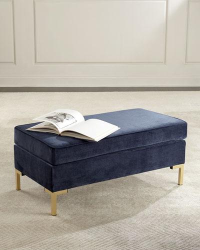 Keira Pillow-Top Bench