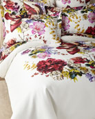 Floris Queen Duvet Cover
