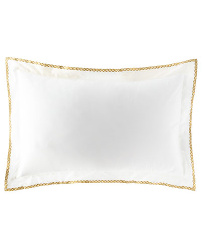 New Gold Standard Sham, Set of Two