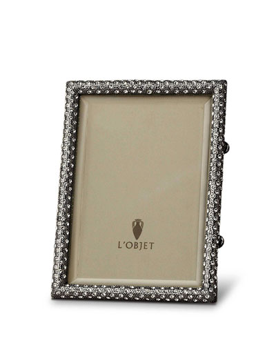 Pave Black Picture Frame, 4