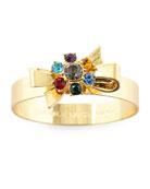 Gift Bow Napkin Rings, Set of 4