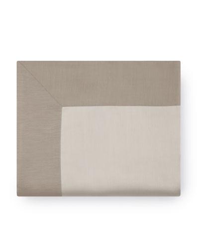 Full/Queen Double-Faced Sateen Flat Sheet