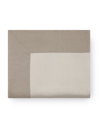 Queen Double-Faced Sateen Bottom Fitted Sheet
