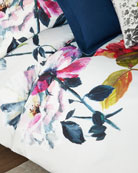 Couture Rose King Duvet Cover