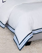 Eastern Accents Watermill Indigo Oversized King Duvet