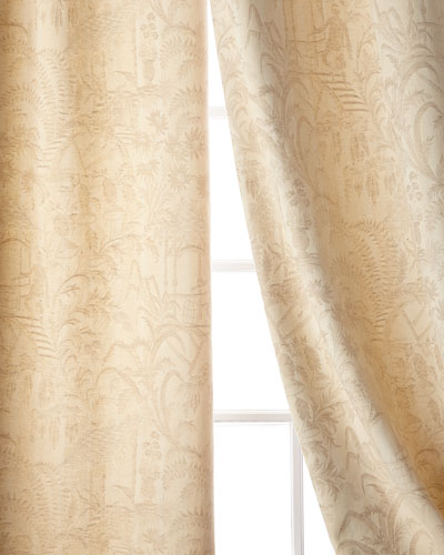 Chinese Garden Curtain, 96