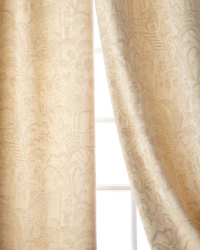 Chinese Garden Curtain, 108