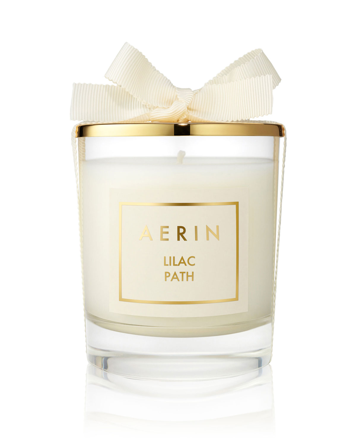 AERIN Limited Edition Lilac Path Candle, 7 oz.  /  200 g