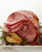 Half Hickory Smoked Ham