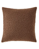 Boucle Pillow, Taupe