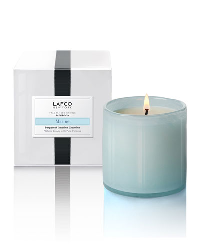 Marine Signature Candle – Bathroom