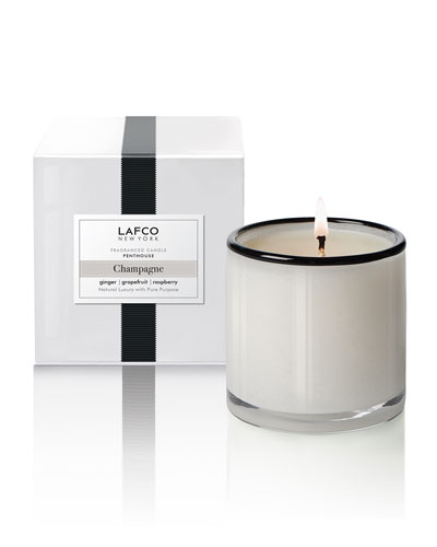 Champagne Signature Candle – Penthouse