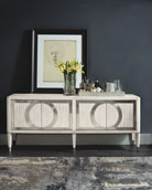 Bernhardt Damonica Ring Entertainment Console