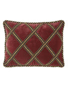 Dian Austin Couture Home Maximus Velvet Pillow with