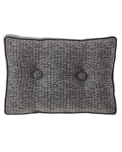 Basketweave Boudoir Pillow, 14