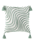 Eastern Accents Celerie Kemble Wicking Cloud Pillow, 20