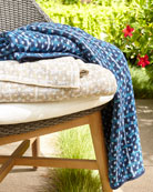 Neutrals Retro Outdoor Throw Blanket and Matching Items