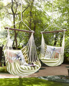 Dragonfly Summer Palms Swing