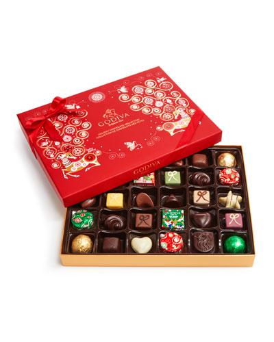 32-Piece Holiday Gift Box