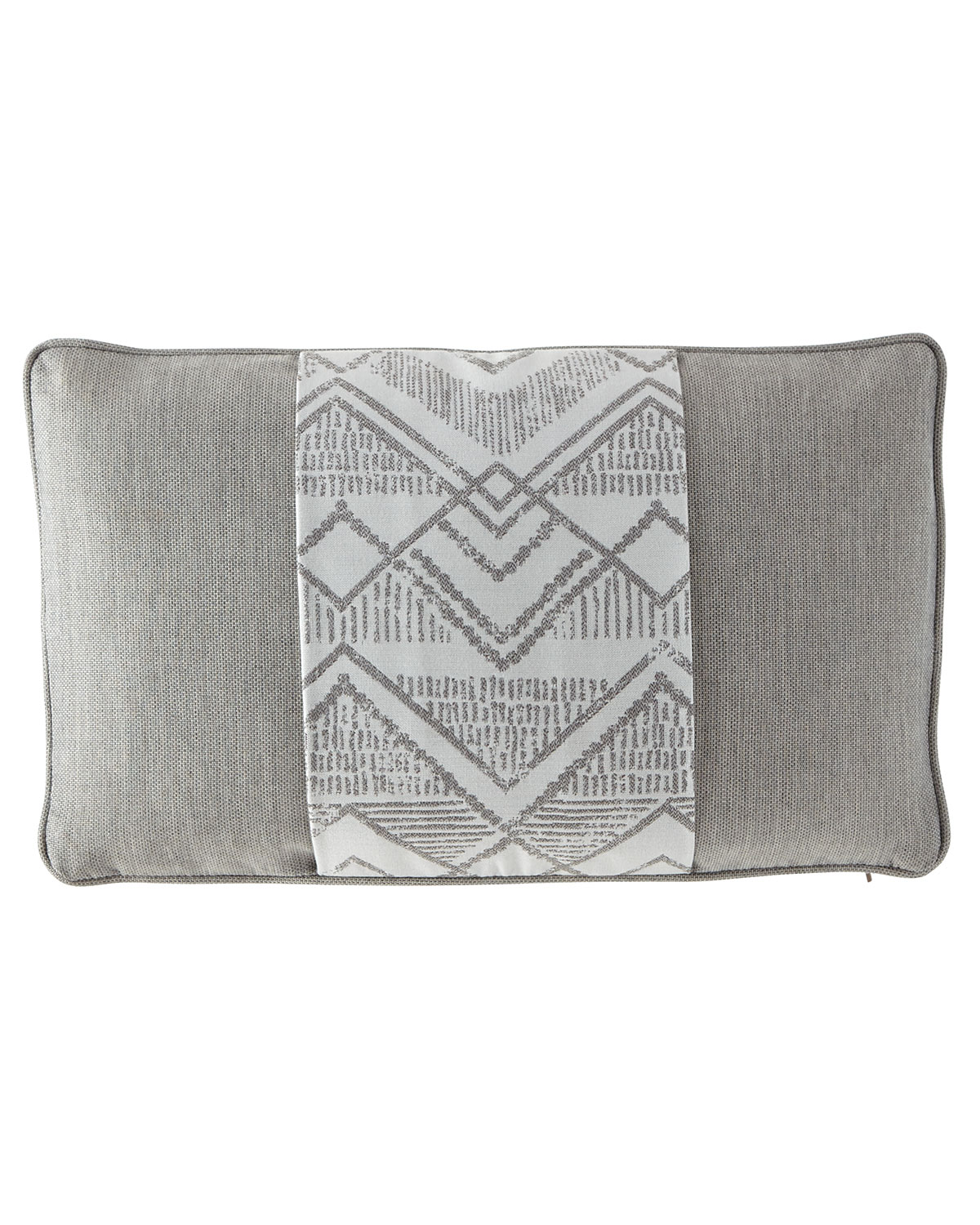 Charlotte Banded Pillow, 12